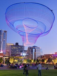 Civic Space Park, Phoenix, Arizona, United States of America, North America by Richard Cummins