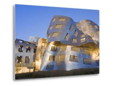 Cleveland Clinic Lou Ruvo Center For Brain Health, Architect Frank Gehry, Las Vegas, Nevada, USA