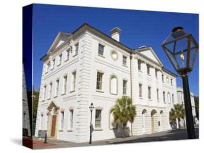County of Charleston Historic Courthouse, Charleston, South Carolina