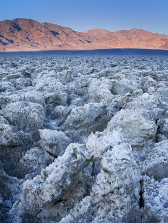 Devils Golf Course, Death Valley National Park, California, United States of America, North America by Richard Cummins