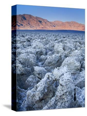 Devils Golf Course, Death Valley National Park, California, United States of America, North America