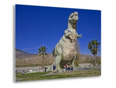 Dinosaur Roadside Attraction at Cabazon, Greater Palm Springs Area, California, USA
