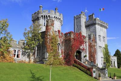 Dromoland Castle, Quinn, County Clare, Munster, Republic of Ireland, Europe