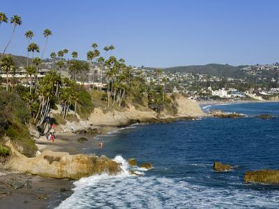 Heisler Park in Laguna Beach, Orange County, California, United States of America, North America by Richard Cummins