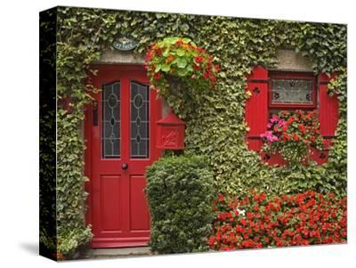 Ivy-Covered Cottage in Borris