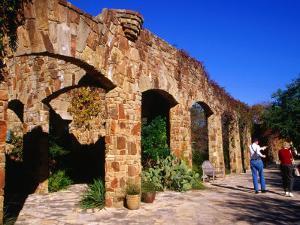 Lady Bird Johnson Wildflower Center in Austin, Texas by Richard Cummins