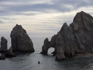 Lands End, Cabo San Lucas, Baja California, Mexico, North America by Richard Cummins