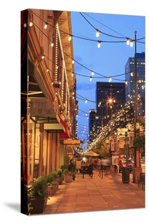 Larimer Square, Denver, Colorado, United States of America, North America