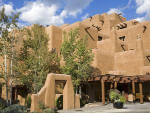 Loretto Inn in Santa Fe, New Mexico, United States of America, North America by Richard Cummins