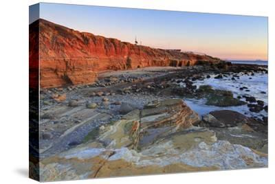 Low Tide, Cabrillo National Monument, Point Loma, San Diego, California, Usa