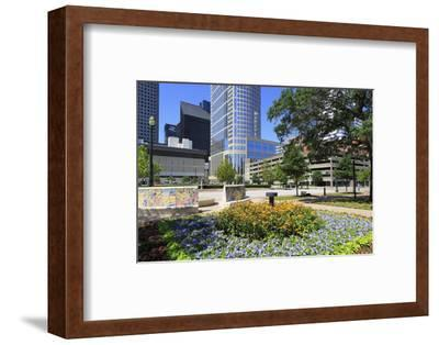 Market Square Park, Houston, Texas, United States of America, North America