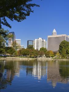 Marshall Park, Charlotte, North Carolina, United States of America, North America by Richard Cummins