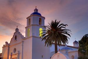 Mission San Luis Rey, Oceanside, California, United States of America, North America by Richard Cummins