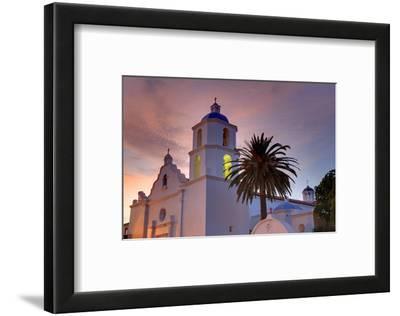 Mission San Luis Rey, Oceanside, California, United States of America, North America
