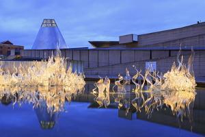 Museum of Glass, Tacoma, Washington State, United States of America, North America by Richard Cummins
