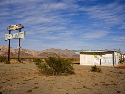 Road Runners Retreat, Route 66, Amboy, California, United States of America, North America