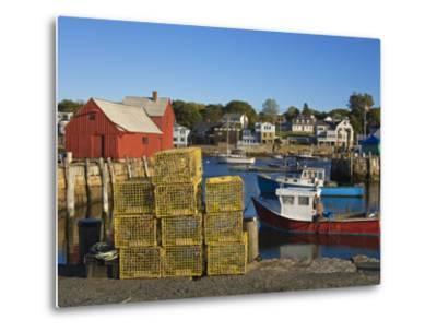 Rockport Harbor, Cape Ann, Greater Boston Area, Massachusetts, New England, USA