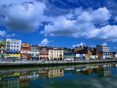 Saint Patrick's Quay, Cork City, Ireland by Richard Cummins