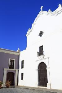 San Jose Church in Old San Juan, Puerto Rico, West Indies, Caribbean, Central America by Richard Cummins