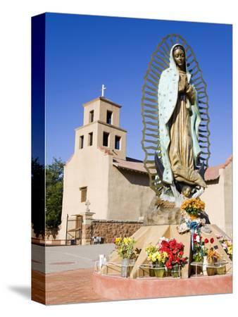 Santuario De Guadalupe Church, Santa Fe, New Mexico, United States of America, North America