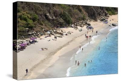 Shell Beach in Gustavia