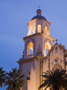 St. Augustine Cathedral, Tucson, Arizona, United States of America, North America by Richard Cummins