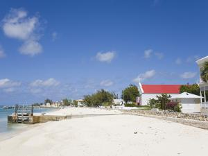 St. Mary's Anglican Church, Cockburn Town, Grand Turk Island, Turks and Caicos Islands, West Indies by Richard Cummins