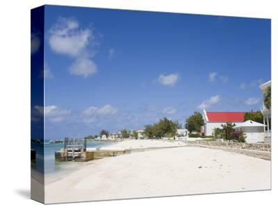 St. Mary's Anglican Church, Cockburn Town, Grand Turk Island, Turks and Caicos Islands, West Indies