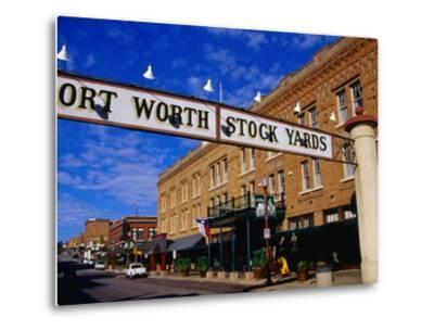 Stockyards District, Fort Worth, Texas
