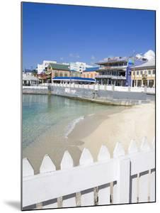 Stores on Harbour Drive, George Town, Grand Cayman, Cayman Islands, Greater Antilles, West Indies by Richard Cummins