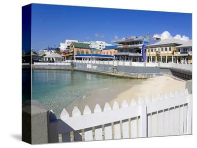 Stores on Harbour Drive, George Town, Grand Cayman, Cayman Islands, Greater Antilles, West Indies