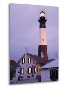 Tybee Island Lighthouse, Savannah, Georgia, United States of America, North America by Richard Cummins