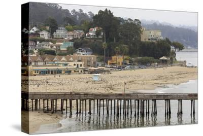 Wharf, Capitola, Santa Cruz County, California, United States of America, North America