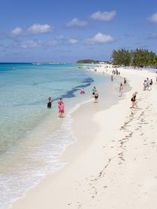 White Sands Beach, Grand Turk Island, Turks and Caicos Islands, West Indies, Caribbean by Richard Cummins