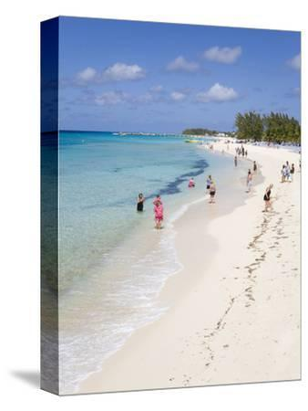 White Sands Beach, Grand Turk Island, Turks and Caicos Islands, West Indies, Caribbean