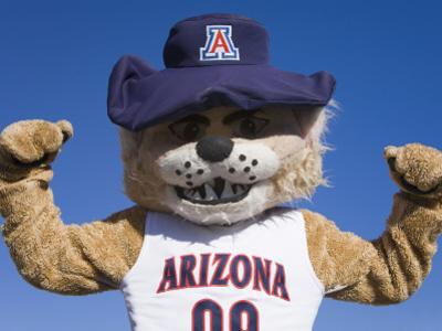 Wilbur the Football Mascot, Tucson Rodeo Parade