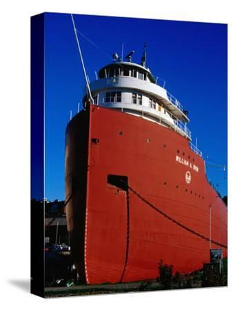 William a Irvin Ore Ship Museum, Duluth, United States of America
