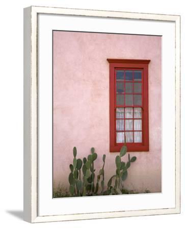 Window, Barrio Historico District, Tucson, Arizona, United States of America, North America