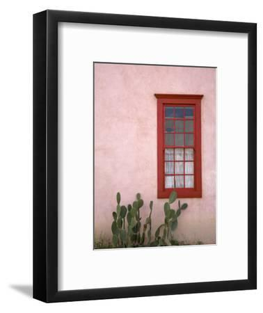 Window, Barrio Historico District, Tucson, Arizona, United States of America, North America