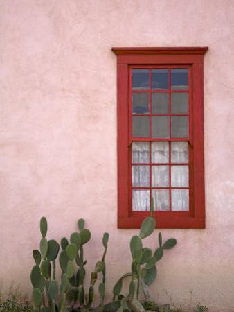 Window, Barrio Historico District, Tucson, Arizona, United States of America, North America by Richard Cummins