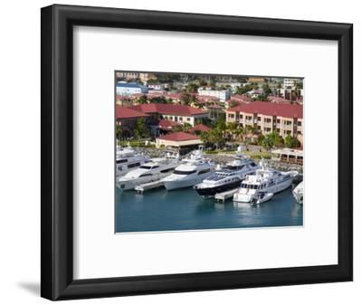 Yacht Haven Grande Marina, Charlotte Amalie, St. Thomas Island, U.S. Virgin Islands, West Indies