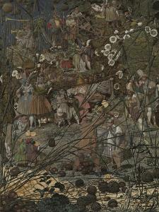 The Fairy Feller's Master-Stroke by Richard Dadd