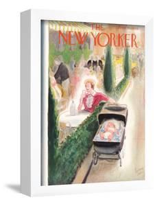 The New Yorker Cover - June 26, 1937 by Richard Decker