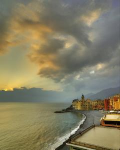 Camogli Sunset II by Richard Desmarais