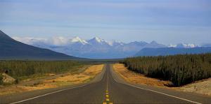 Highway to Alaska by Richard Desmarais