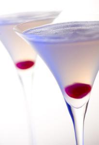 Martini Twins by Richard Desmarais