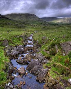 Mountain Creek, Ireland by Richard Desmarais