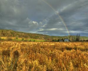 Rainbow Valley by Richard Desmarais