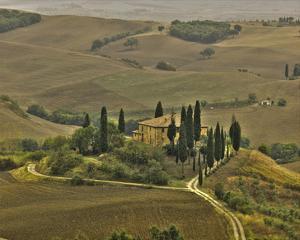 San Quirico Villa by Richard Desmarais