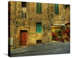 Siena Wall by Richard Desmarais